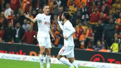 Hakan Arslan Erdogan Yesilyurt Sivasspor
