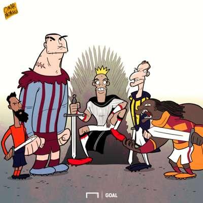 Turkish Super League starts