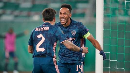 โอบาเมยองซูเปอร์ซับ! อาร์เซนอลแซงเชือดราปิด เวียนนา 2-1 | Goal.com