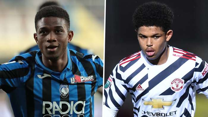 Amad Diallo, Shola Shoretire