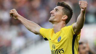 Thomas Meunier Dijon PSG Ligue 1 14102017
