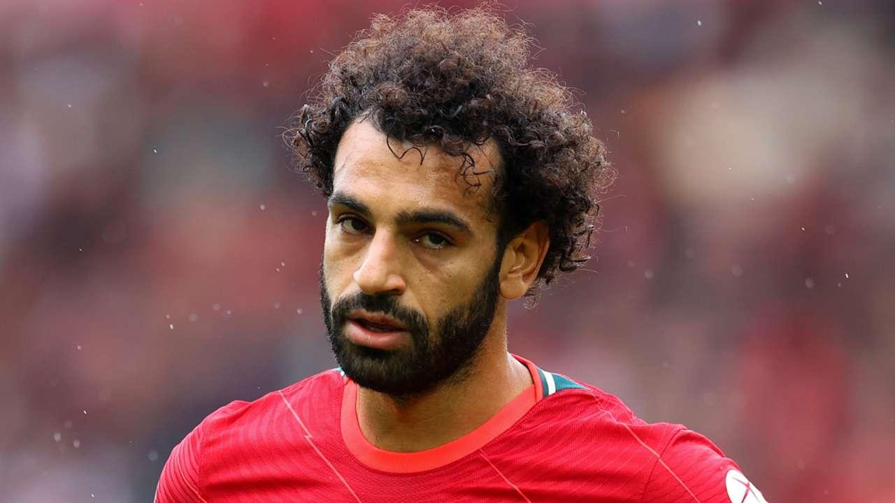 Mohamed Salah, Liverpool 2021-22