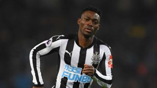 Christian Atsu at Newcastle