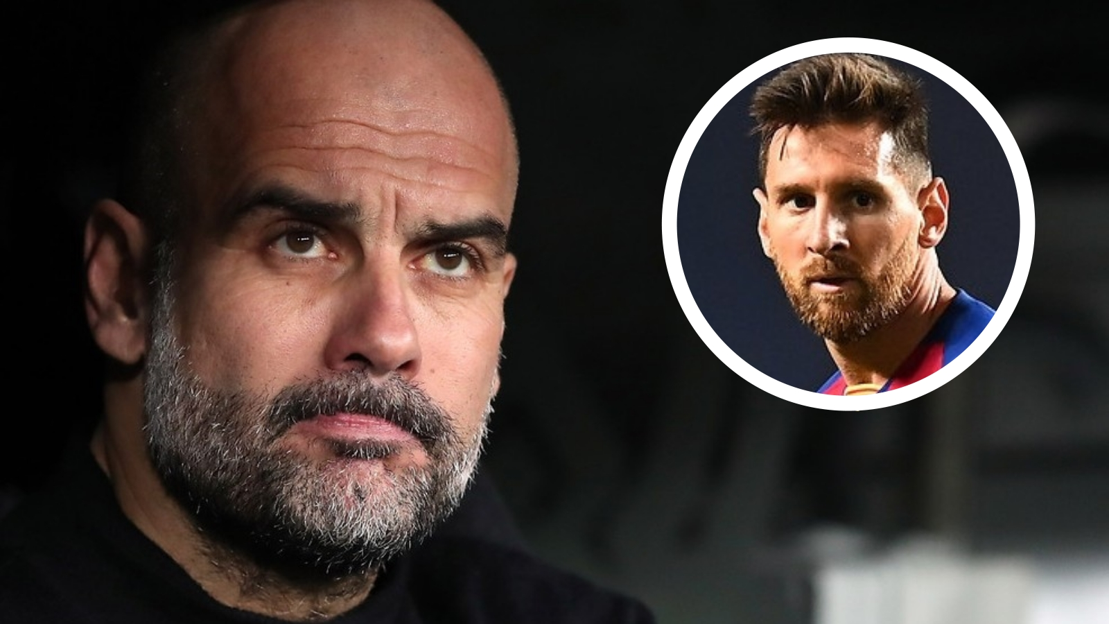 Messi à Man City : Guardiola s'est entretenu avec la star du Barça