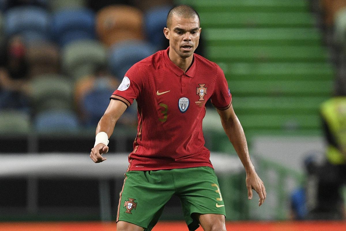 Portugal – Pepe de retour en sélection   Goal.com