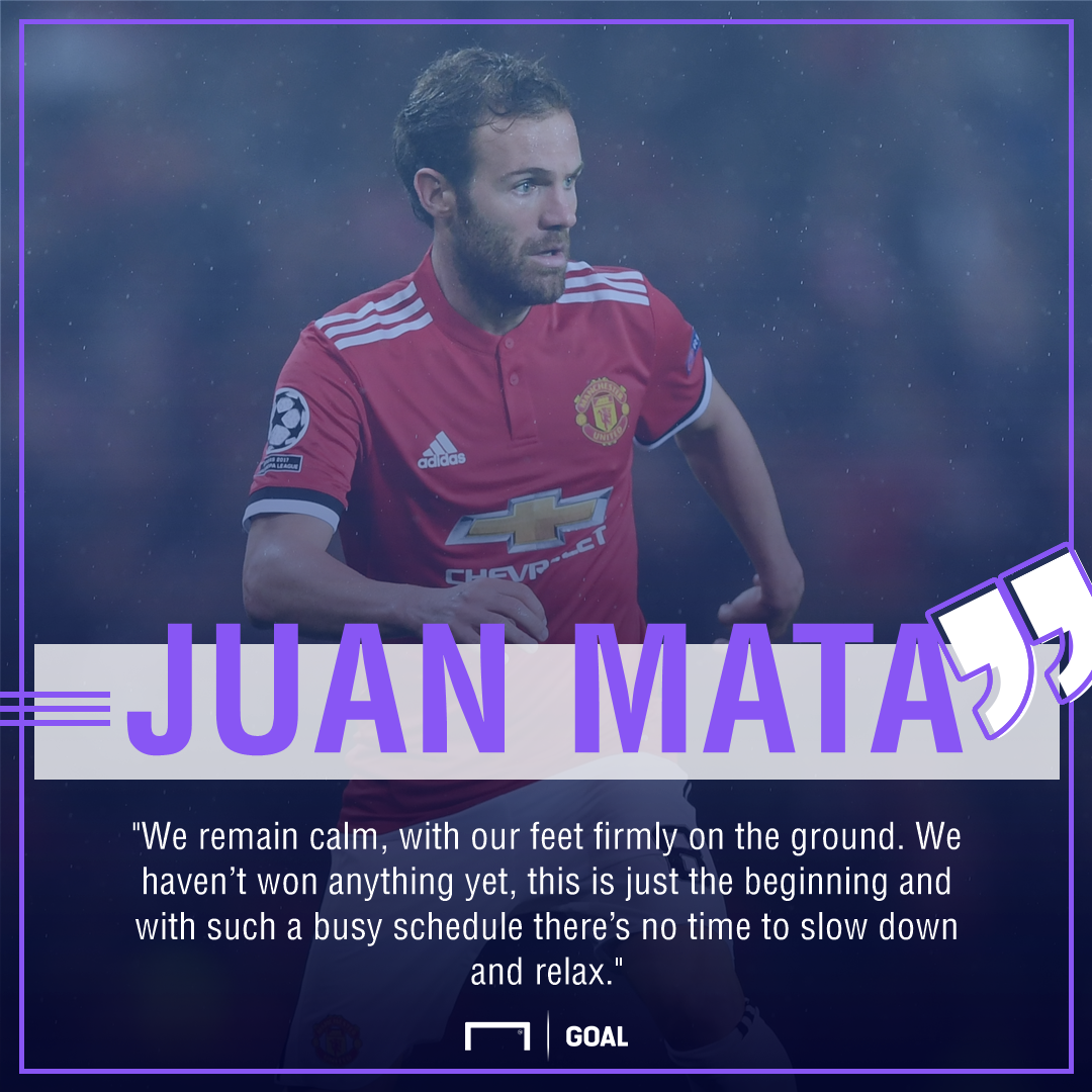 Juan Mata Manchester United won nothing yet