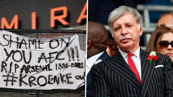 Arsenal Stan Kroenke GFX