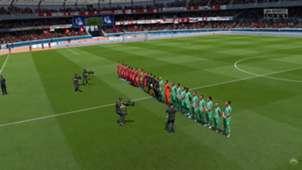 FIFA 20 América de Cali Atlético Nacional Liga BetPlay