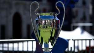 Uefa Champions League Trophäe