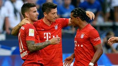 Lewandowski Bayern Schalke