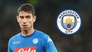 Jorginho Man City