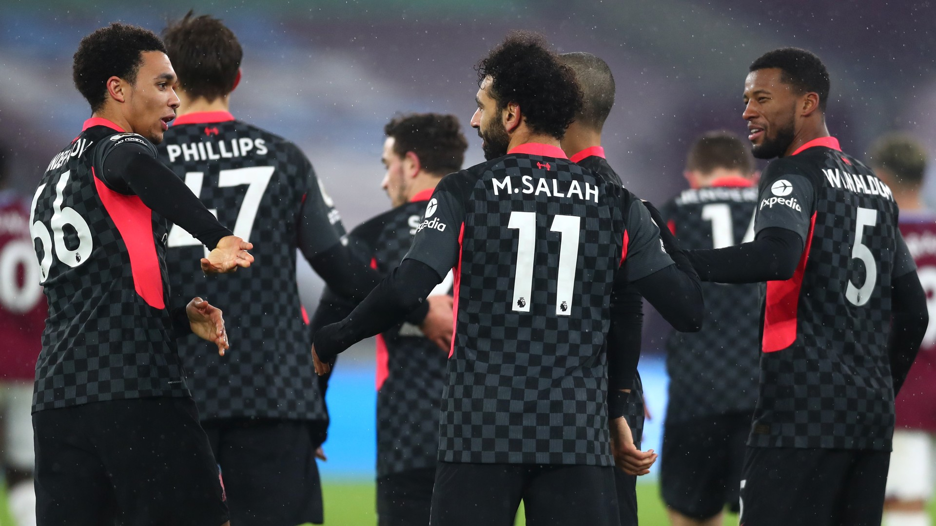 Salah 'greedy' tag shrugged off with 'phenomenal' output as Redknapp salutes Liverpool star