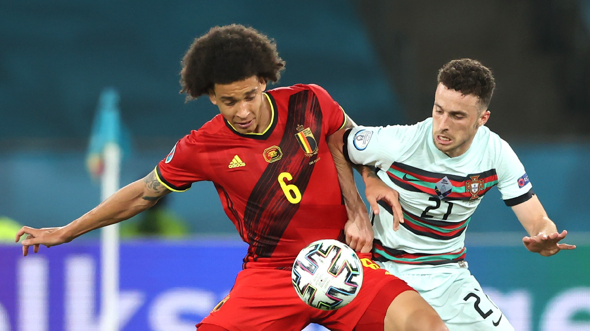 'We stopped playing against Portugal' - Belgium must be braver to beat Italy in Euro 2020 quarter-finals, says Witsel