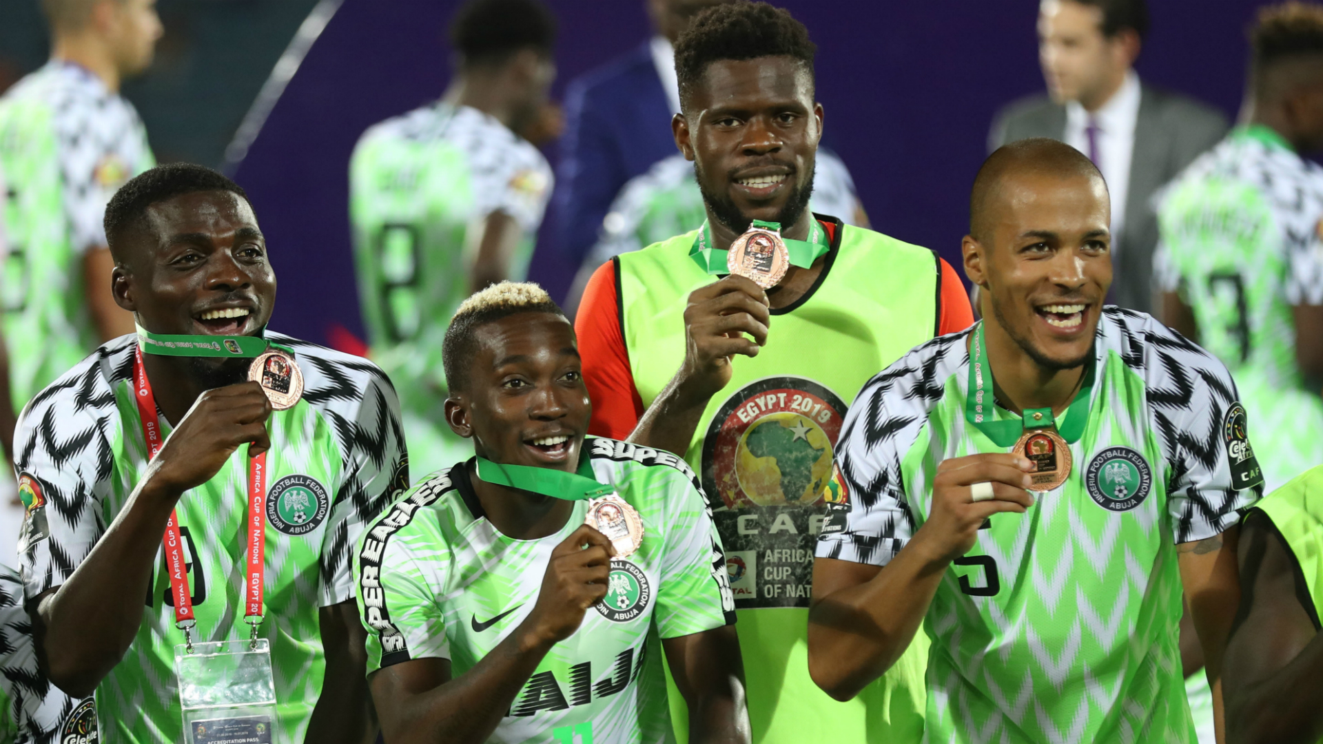 'Nigeria not number one in Africa' – Rohr on why Afcon is difficult to win