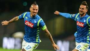 Hamsik Fabian Napoli Crvena zvezda
