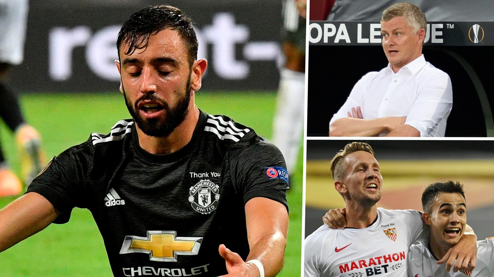 Sevilla Smash And Grab Shows Solskjaer Exactly Where Man Utd Are Lacking Goal Com