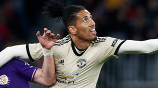 Chris Smalling Manchester United 2019-20