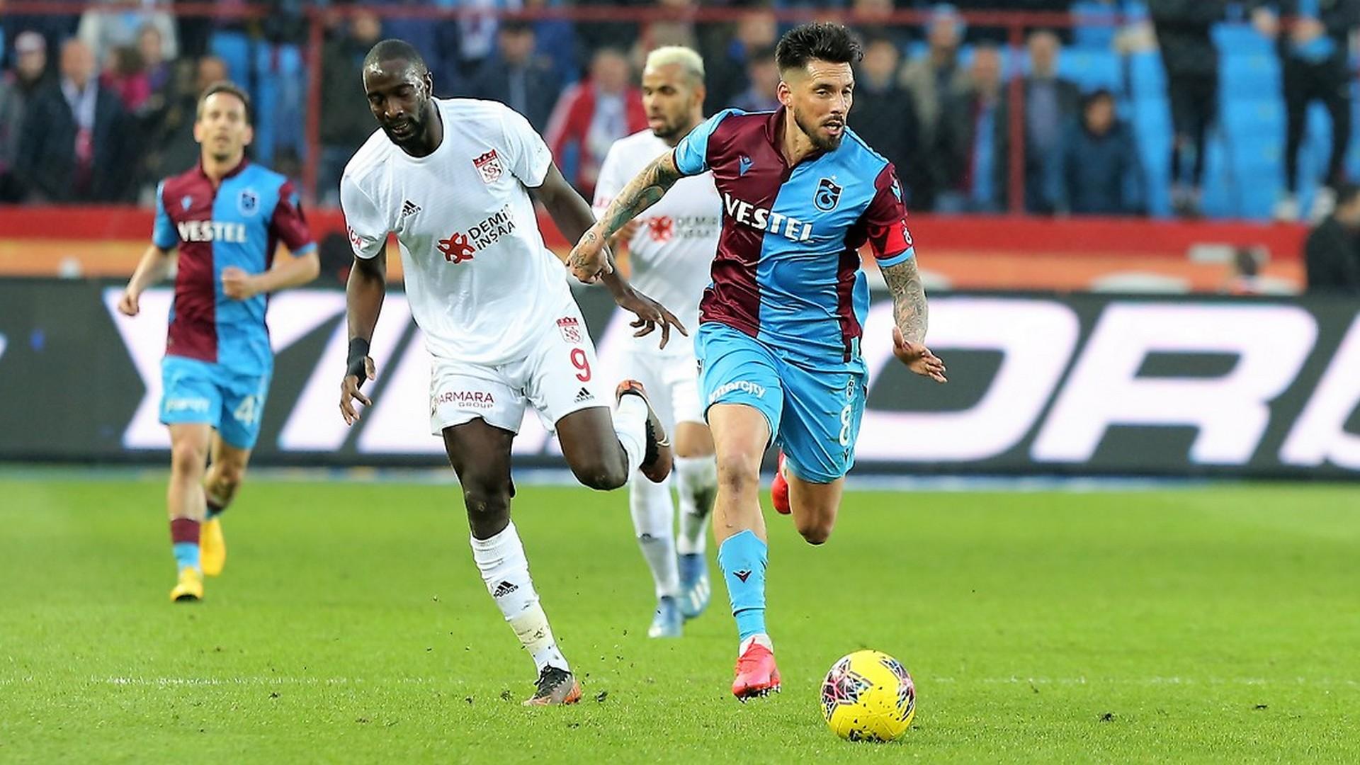 Oyuncu Puanları: Trabzonspor 2-1 Sivasspor