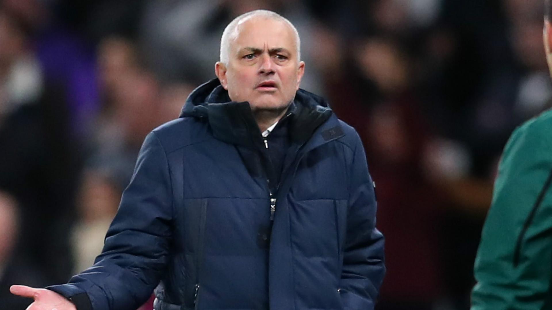 HLV Mourinho: Đưa Tottenham vào top 4 sẽ là thành công cực lớn ...