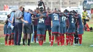 Simba SC squad.