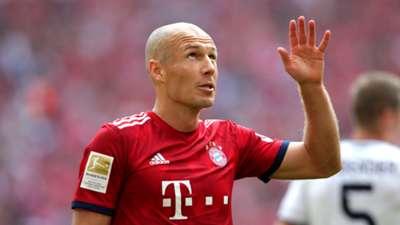 Arjen Robben Bayern Munich