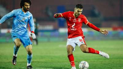 Mohamed Sherif Al Ahly Ghazl El Mahalla Egyptian Premier League 18.12.2020