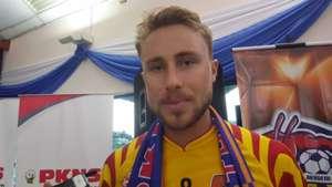 Zac Anderson, PKNS FC, 10012018