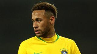 Neymar Brazil 2018