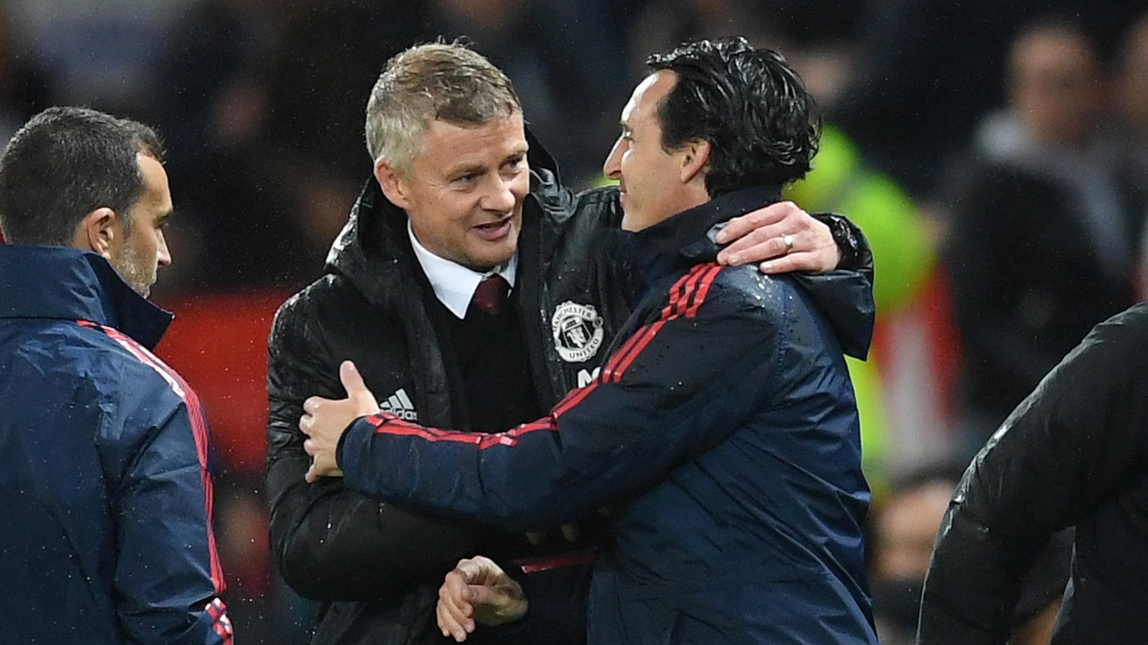 Solskjaer v Emery: Is the Man Utd manager or Arsenal coach worse? | Goal.com