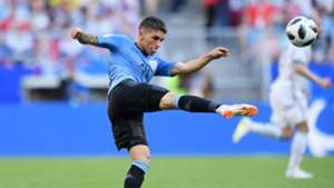 Lucas Torreira Uruguay Russia World Cup 2018 250618