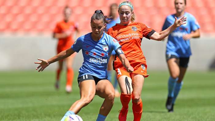 Sarah Gorden Chicago Red Stars NWSL