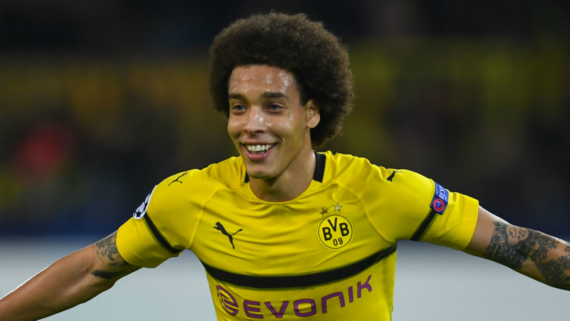 Borussia Dortmund news: Witsel thinks Pulisic and Sancho could be ...