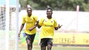 Noah Wafula scored the first league goal in 2017
