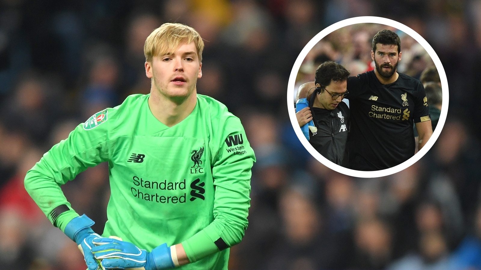 Alisson scuppered Kelleher's plans to leave Liverpool in Eredivisie loan switch, says Republic of Ireland boss Kenny