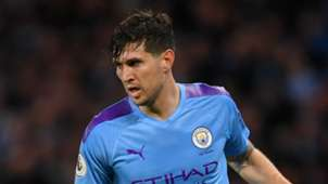 John Stones Manchester City 2019-20