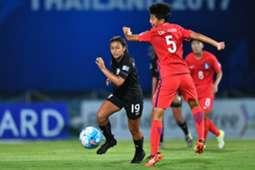 ฟุตบอลหญิงชิงแชมป์เอเชีย รุ่นอายุไม่เกิน 16 ปี