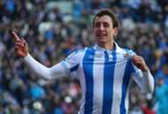 Oyarzabal Real Sociedad Athletic LaLiga