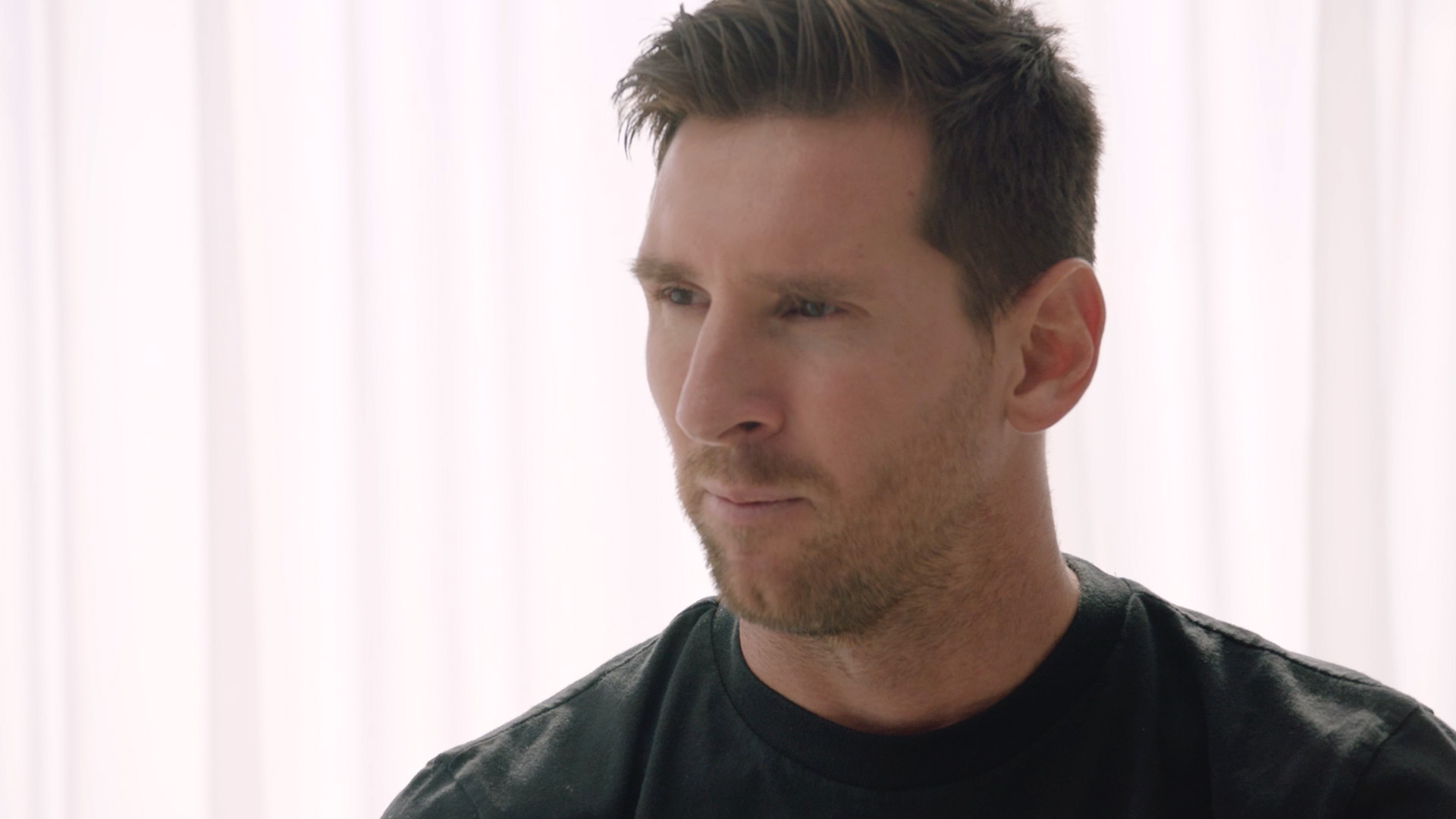 VIDEO: Messi explains why he's staying at Barcelona