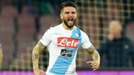 XI Lazio Napoli Insigne