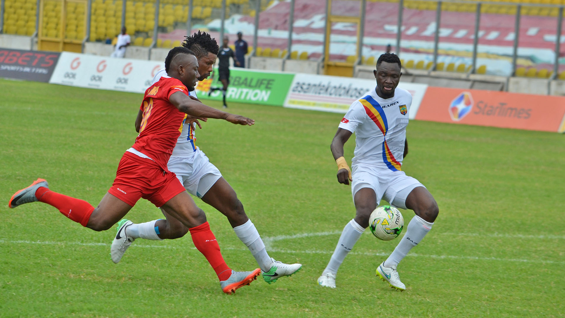 Fan View: 'Outplayed and outclassed' - How Ghana reacted to Hearts of Oak's win over Asante Kotoko