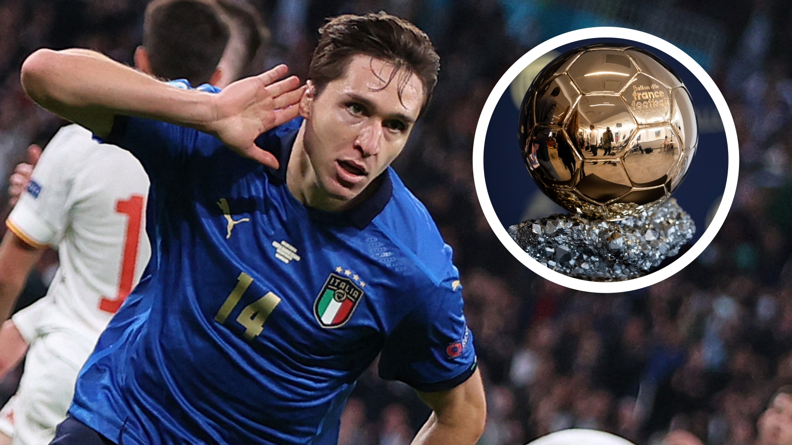 Juventus star Chiesa tipped for Ballon d'Or win in next 'three or four years' by Tacchinardi