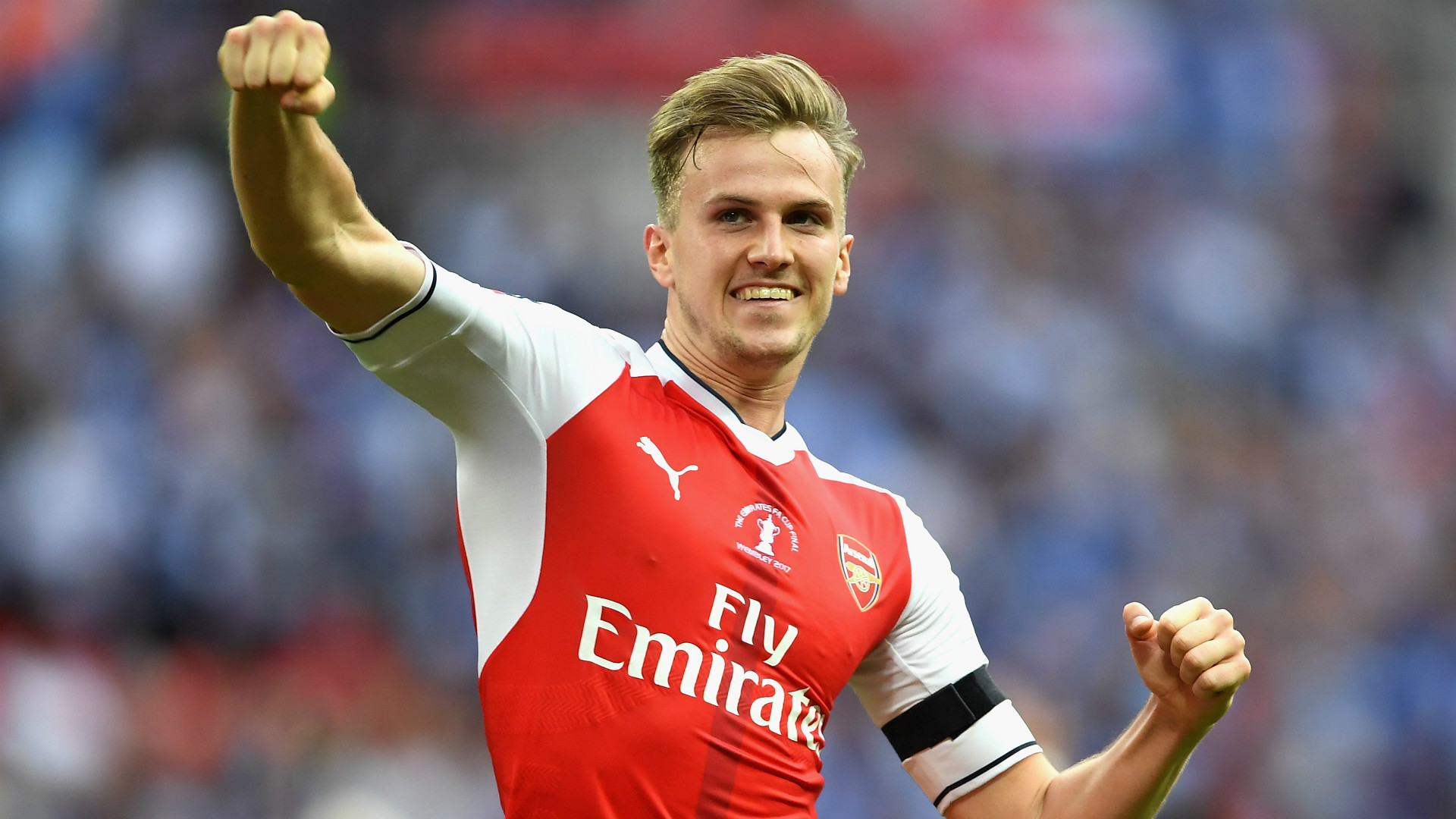 Rob Holding Arsenal