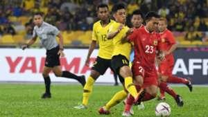 Syafiq Ahmad, Malaysia, 2018 AFF Suzuki Cup