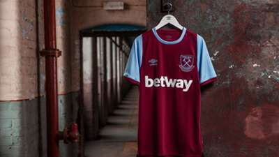 West Ham home kit 2020-21