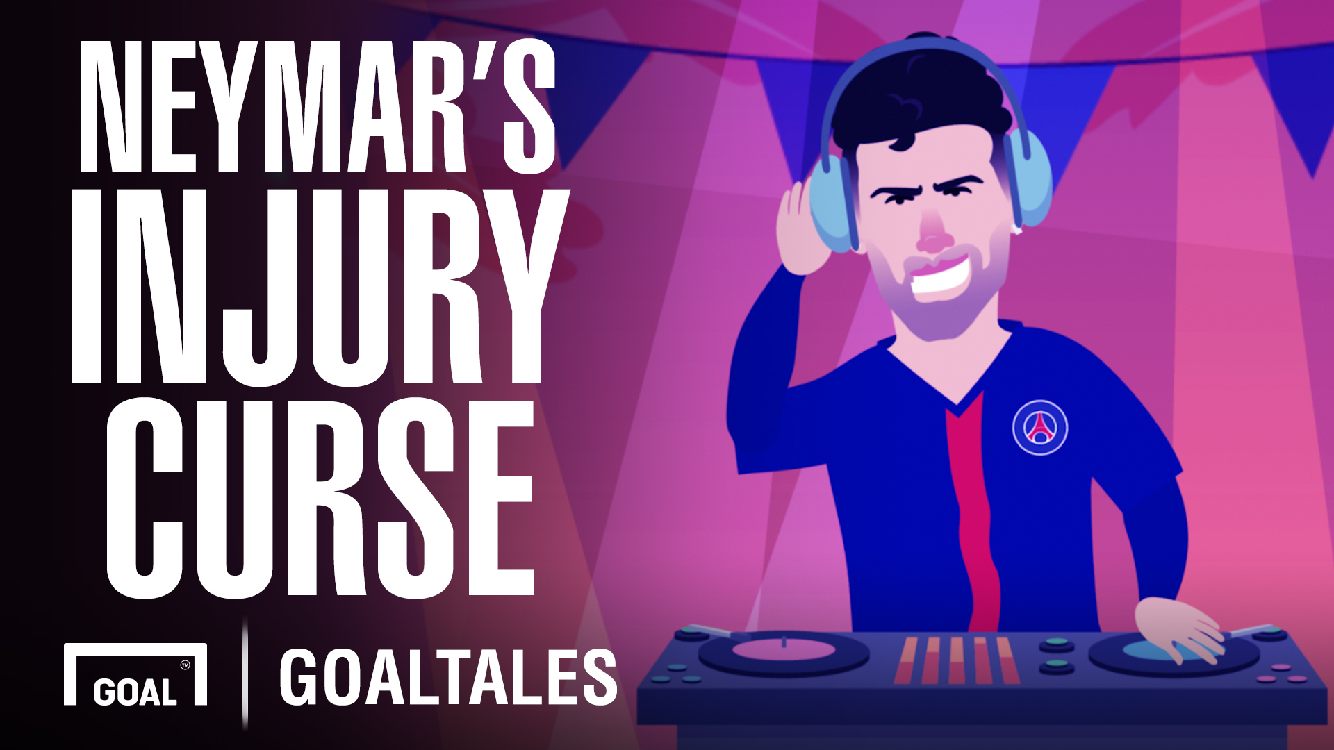 Video: Neymar's Injury Curse - Conspiracy or Coincidence?