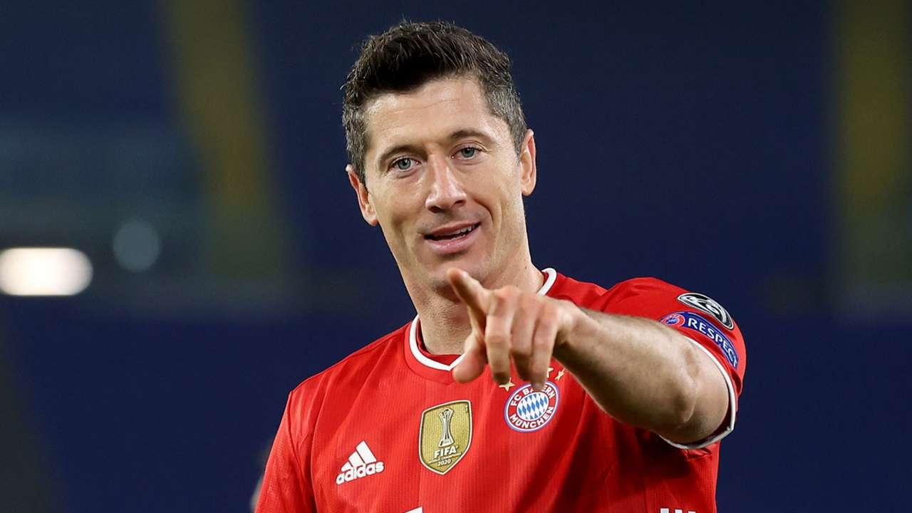 Robert Lewandowski, Bayern Munich, Champions League 2020-21