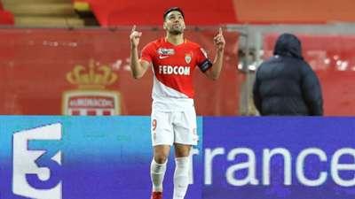 Radamel Falcao Monaco Montpellier Coupe de La Ligue 31012018