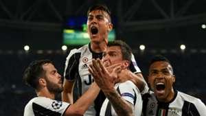 Dybala Pjanic Mandzukic Alex Sandro Juventus Barcelona Champions League 11 04 2017