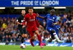 Liverpool e Chelsea