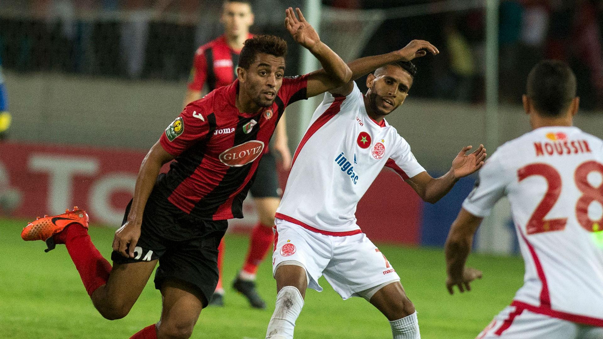 Watch USM Alger continue mediocre run against Wydad Casablanca